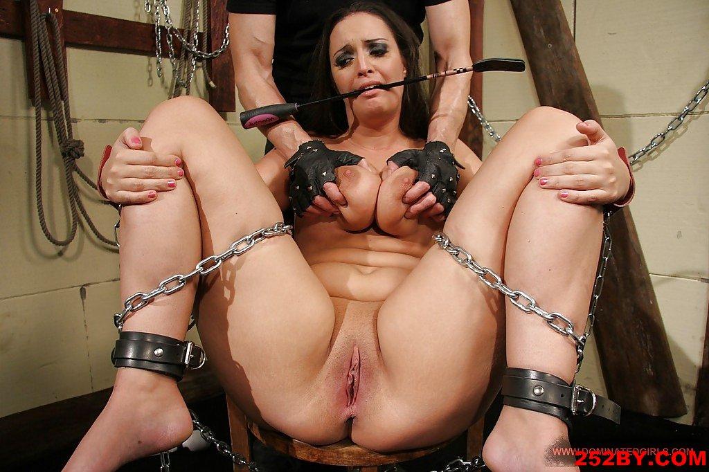 西方严酷的BDSM sex 【16P】